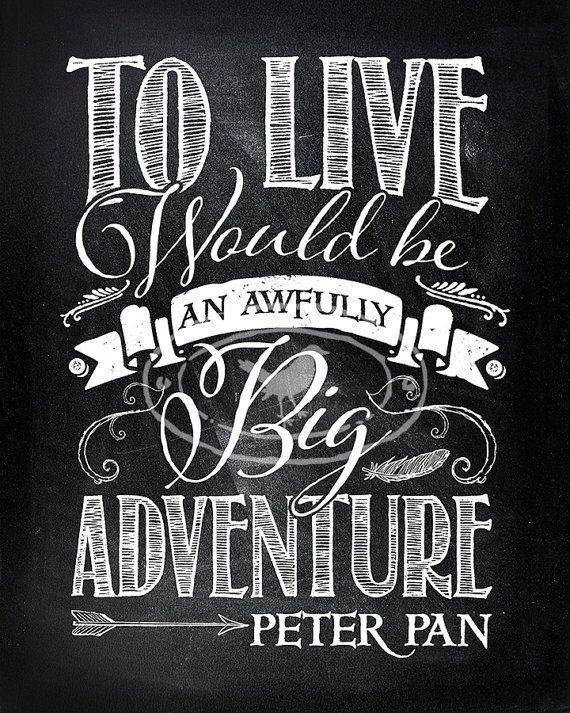 best peter pan quotes about love 2015