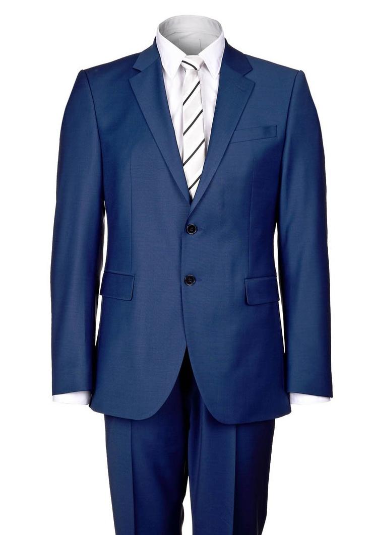 FINCH BRAD - Anzug - dunkelblau