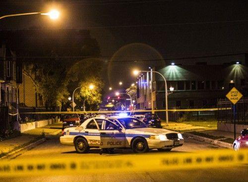Πυροβολισμοί στο Σικάγο με έξι τραυματίες στην διάρκεια αγρυπνίας