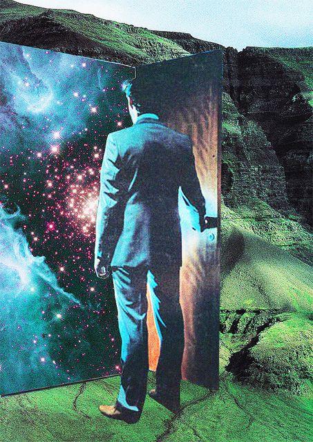 Collage - Mariano Peccinetti - Trasvorder