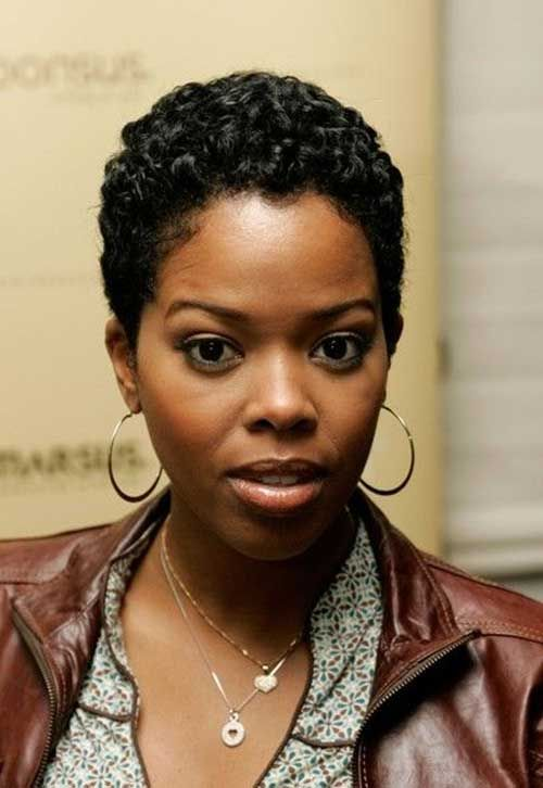 Very Short Hair for Black Hairstyles