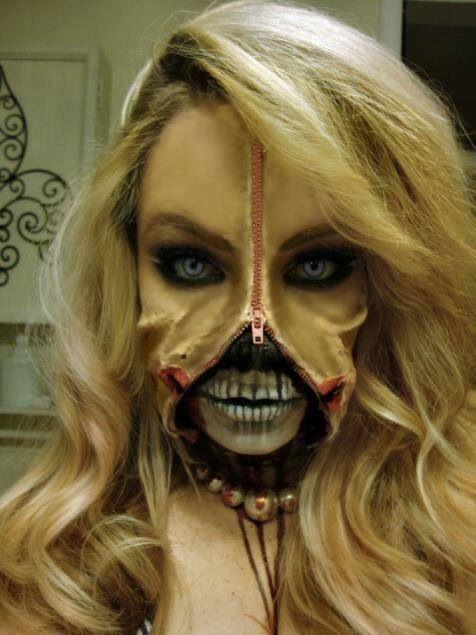 73 best Make up: SFX images on Pinterest | Fx makeup, Makeup ideas ...