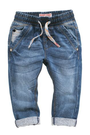 Buy Pull-On Brushed Jeans (3mths-6yrs) online today at Next: United States of America