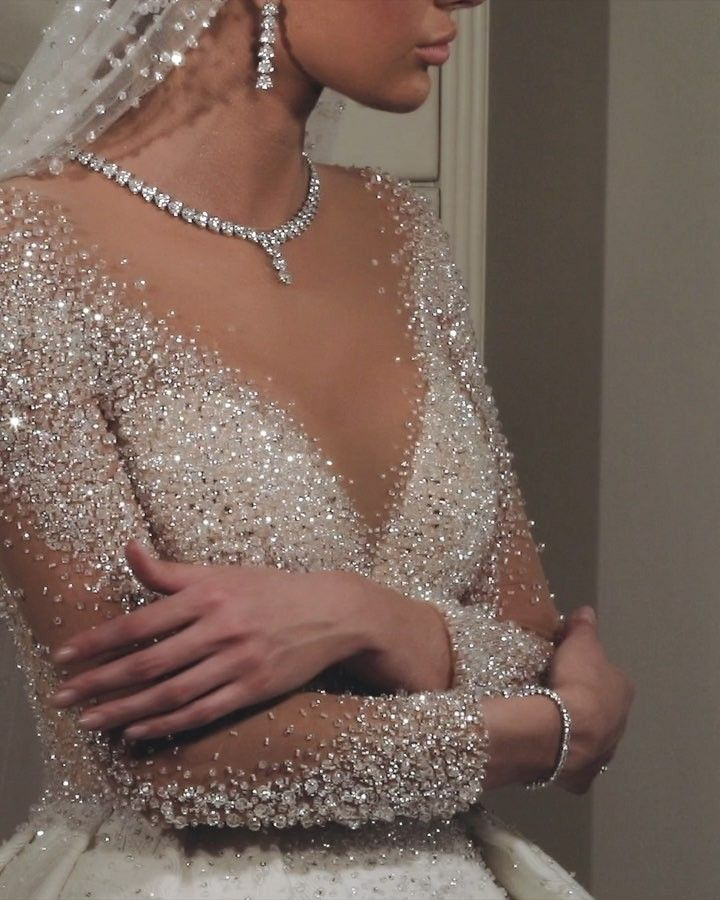"134e0f08 Sadek Majed Official on Instagram: ""Couture Bridal Collection 2019  #SadekMajedCouture #SadekMajedBridal""   ԀЄѣԱҬѦИҬЄ & ѣГіԀЄ in 2019   Wedding  dress ..."