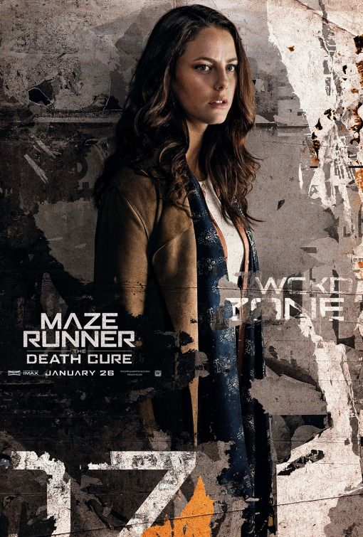 Click to View Extra Large Poster Image for Maze Runner: The Death Cure