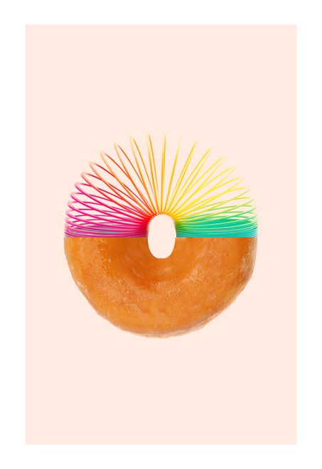 A Poster a Day - Day 712 - Happy Doughnut Day