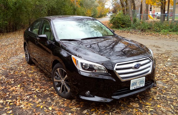 2015 Subaru Legacy Limited - ugh she's on her way to me!! <3