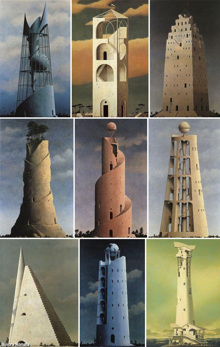 La Torre de Babel, la iconografía de un mito intemporal - DidatticarteBlog