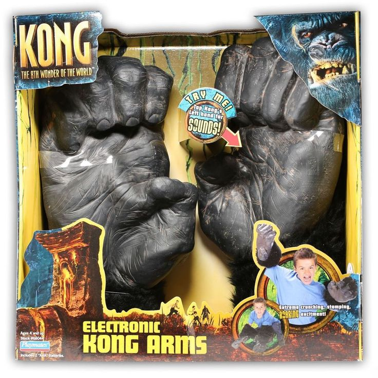 Action Figure King Kong Les Mains de King Kong | Toys & Hobbies, Action Figures, TV, Movie & Video Games | eBay!