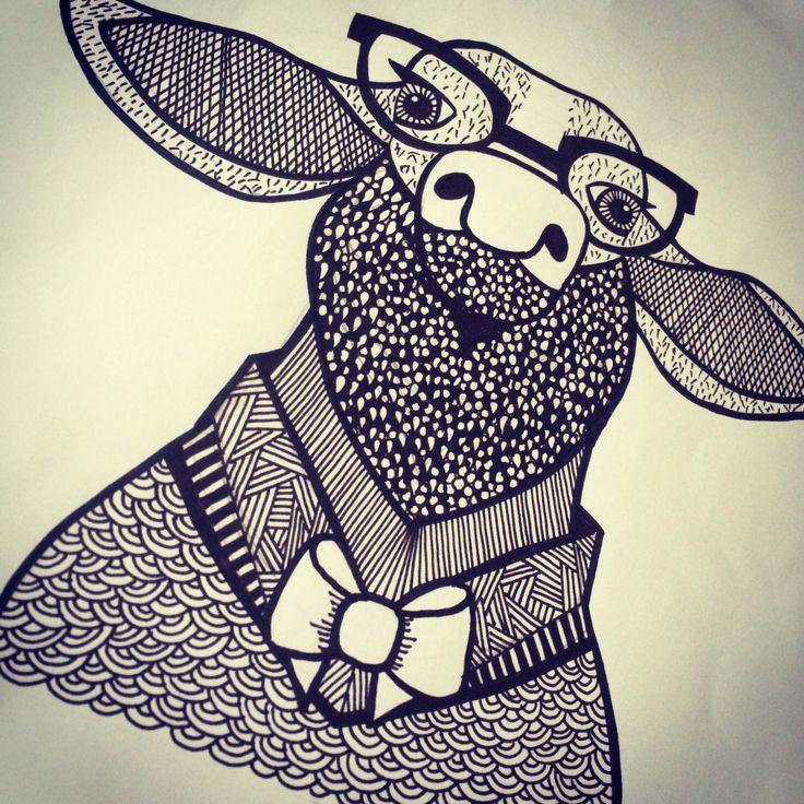 Mosterkaren illustration