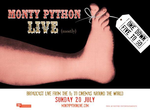 Monty Python LIVE (mostly) | 2014
