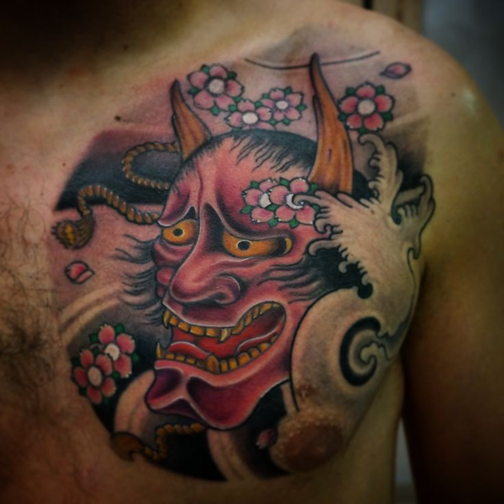 1000 ideas about oni tattoo on pinterest mask tattoo hannya mask tattoo and oni mask tattoo. Black Bedroom Furniture Sets. Home Design Ideas