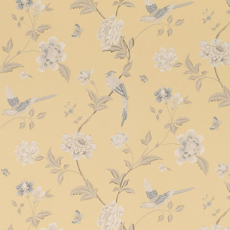 Elveden Camomile Wallpaper