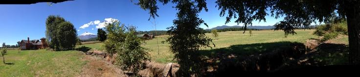 Panoramica , Villarrica, Sur de Chile