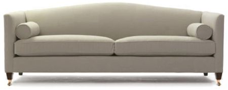 This eco friendly Emery sofa comes in custom upholstery or as a leather sofa. View full range of contemporary sofas & modern sofas online.