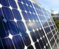 New theoretical technique applied to properties of ultrathin solar cells