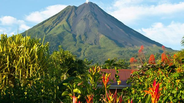 Arenal Volcano today, a look at post-Arenal-eruption travel in Costa Rica