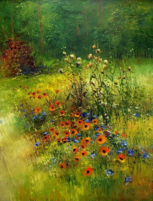 Henryk Radziszewski (b.1949) Landscape Painting ~ Artists and Art