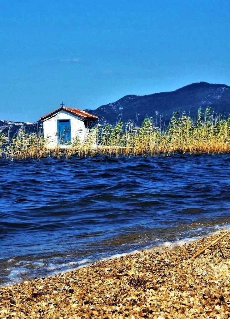 Gera,Lesvos - Greece