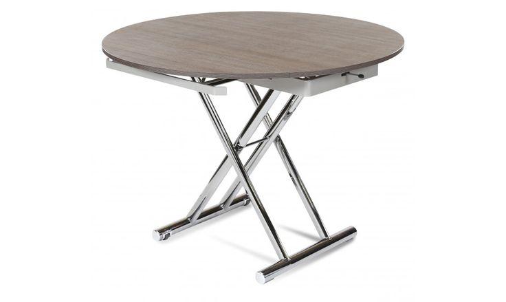 17 meilleures images propos de table basse relevable sur - Set de table pour table ronde ...