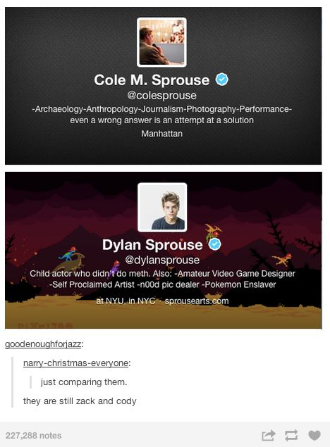 """COLE IS AN ARCHEOLOGIST! Anyone remember when he """"discovered"""" the crown of the Aztec queen!?"""