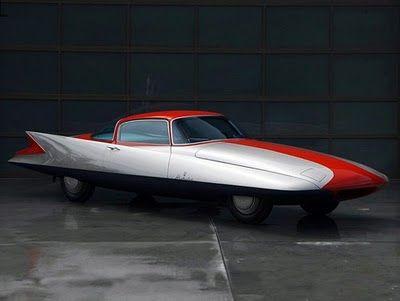 Vintage concept car                                                                                                                                                                                 More