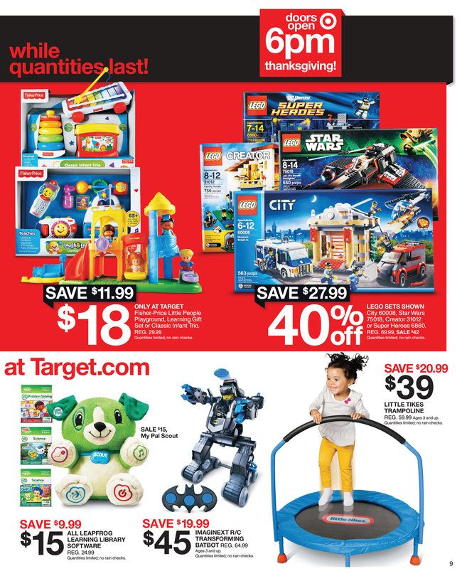 Weekly Deals In Stores Now Target Weekly Ad Black