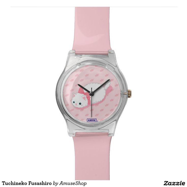 Tuchineko Fusashiro Wrist Watches cat  #reloj #watch