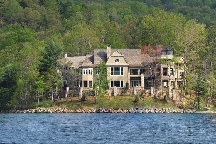 Nick Saban S Lake Home