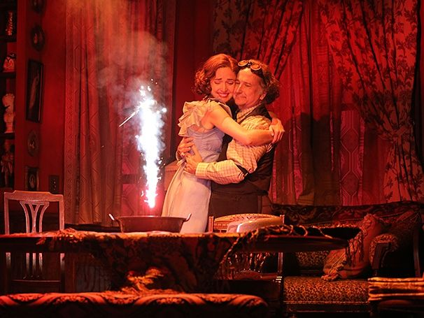 FAVE TONY-NOMINATED DESIGN: YOU CAN'T TAKE IT WITH YOU costume design by Jane Greenwood