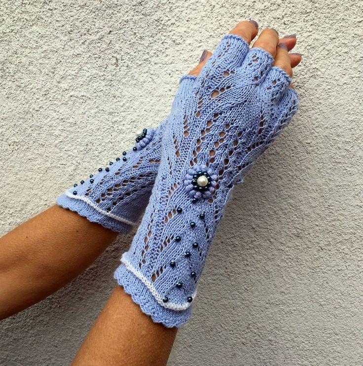45 besten pitskindad Bilder auf Pinterest   Handschuhe häkeln ...