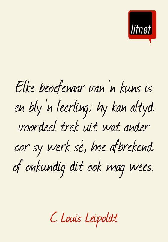 C Louis Leipoldt #afrikaans #skrywers #nederlands #segoed #dutch #suidafrika #litnet #skryf
