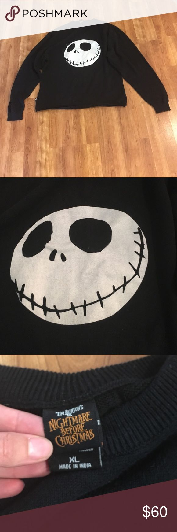 The 25+ best Nightmare before christmas sweater ideas on Pinterest ...