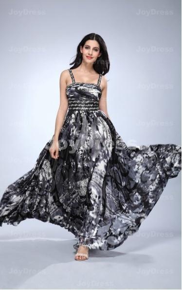 Black maxi dress uk floor length