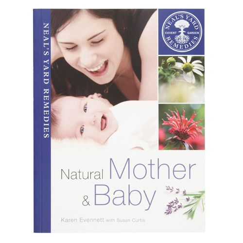 Natural Mother & Baby Book $17.50   Celebrate the joy of pregnancy and motherhood with helpful insights, tips and a wealth of information, including advice on aromatherapy oils, treatments and therapies. Indispensible.  https://us.nyrorganic.com/shop/everygoodthing/area/shop-online/category/mother-and-baby/product/7594/natural-mother-and-baby-book/