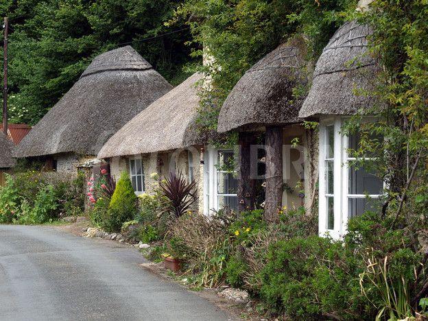 Les 1339 meilleures images du tableau cottages and more for Photos cottages anglais