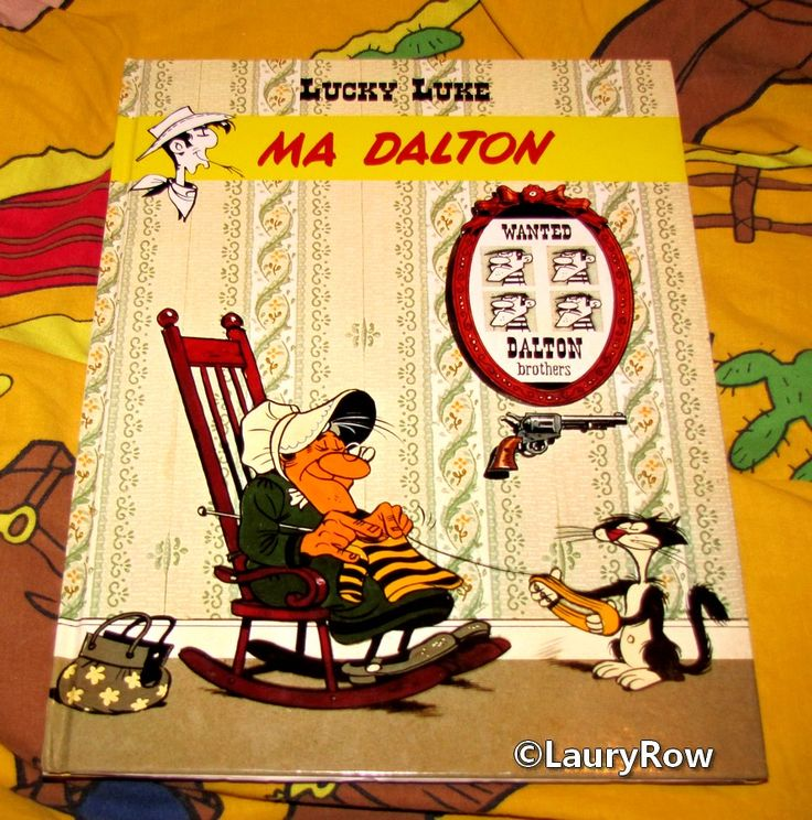 Ma Dalton.