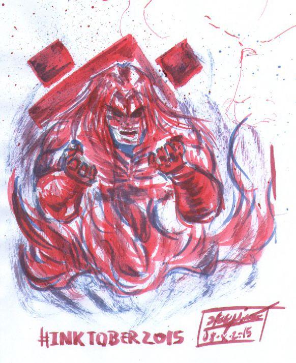 Ink'd Wrath by sleepinartist on DeviantArt