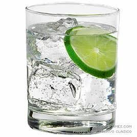 Image result for gin in a glass