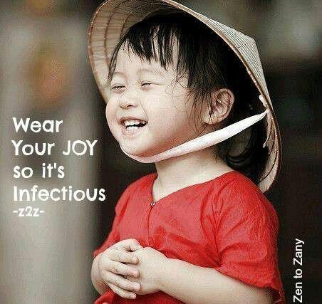 Wear Your Joy! [Via Pinterest]