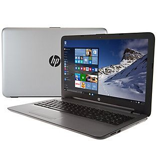 HP 15 Laptop Intel Quad Core 4GB, 1TB HD, PC Mover,AntiVirus &Software Suite