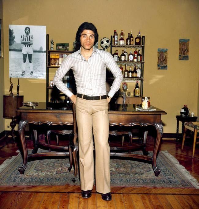 Album di famiglia, i calciatori anni '70, quando l'uomo da 1 miliardo (di lire era Gigi Riva - Corriere.it