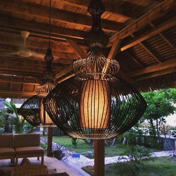 Iron lamp - moderen interiordesign, interior design- classic- black - SENANG Living
