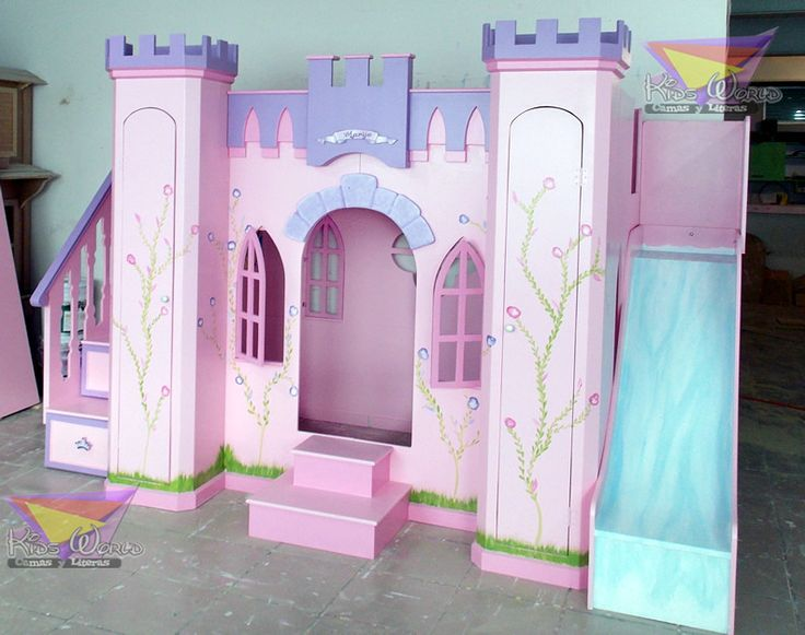 169 best ideas about muebles infantiles on pinterest for Cuartos para ninas frozen
