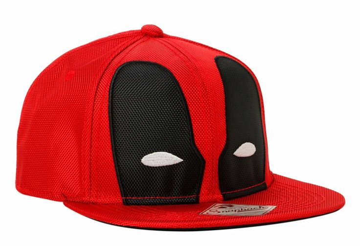 Hot Topic has listed a new Deadpool snapback hat for sale on their website. The hat costs $18.50 and...