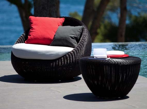 Awesome Cool Outdoor Chair Design