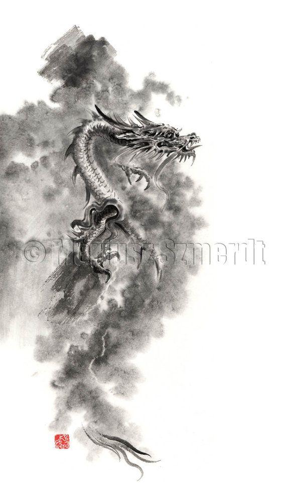 Chinese Dragon- Jakoby