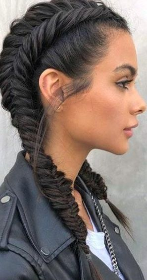 20 Perfect Hairstyle for Thick Hair