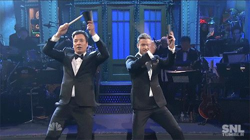 Justin Timberlake & Jimmy Fallon's 'SNL 40' Opener Was Great — Regardless of What Debbie Downer Says | Bustle
