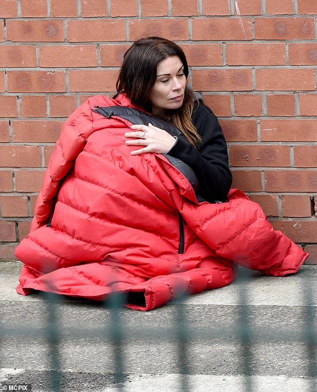 Corrie: Carla Connor goes on the run following Underworld collapse